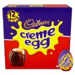 Cadbury Creme Eggs 12 Pack 475G